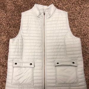 Women's vineyard vines puffer vest size XL new